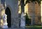 parish church, entrance to undercroft